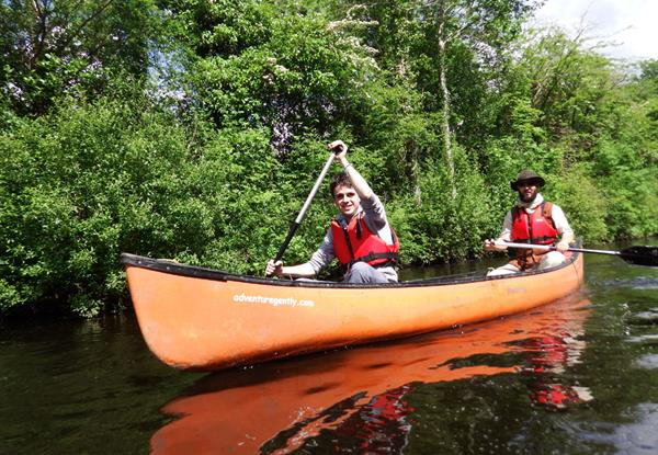 Adventure Gently Guided Canoe Tours