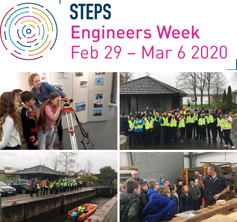 Engineers Week 2020 - Have you booked your space?