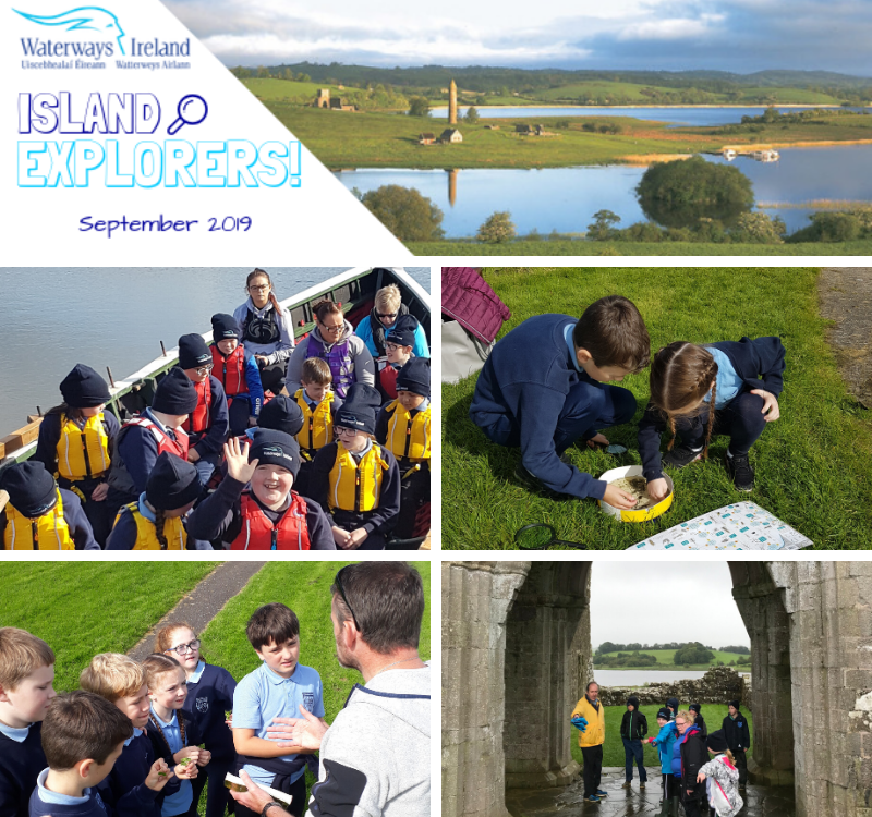 Exploring Devenish Island 2019