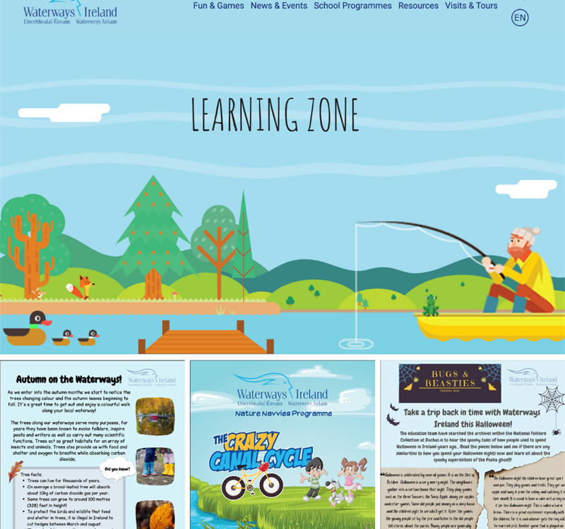 Free downloadable resources available on the Learning Zone!