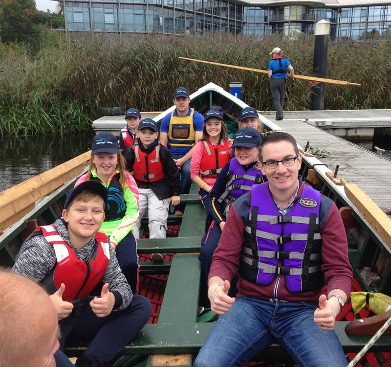Waterways Ireland Successfully Pilots Education & Recreation Project on Lough Erne