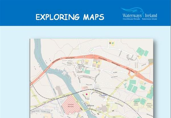 Exploring Maps- Athlone
