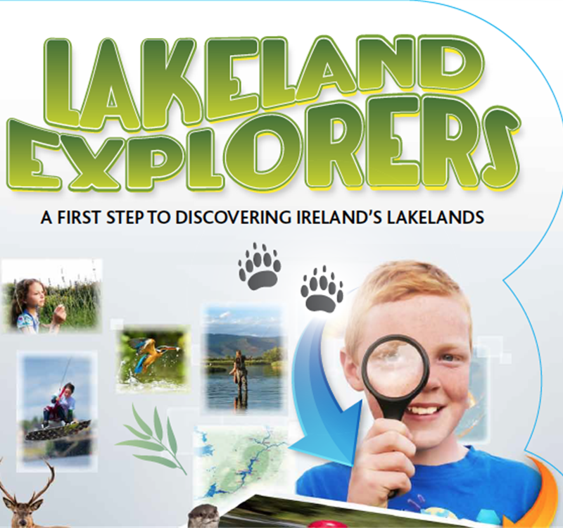 Our new Lakeland Explorers Booklet is now available!