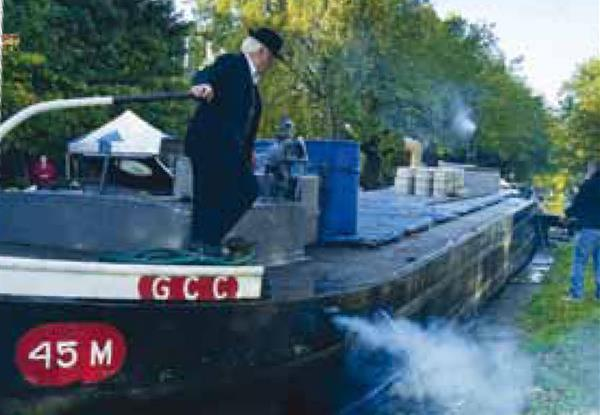 Floating Heritage on Ireland's Inland Waterways